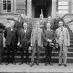 Land Bank presidents (Library of Congress, 1923)