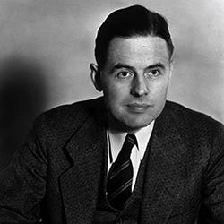 William I. Myers, governor, Nov. 17, 1933, to Sept. 20, 1938