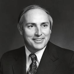 W. Malcolm Harding, governor, Nov. 1, 1974, to Feb. 28, 1977