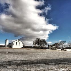 Pennsylvania farm (Linda Toki, 2018)