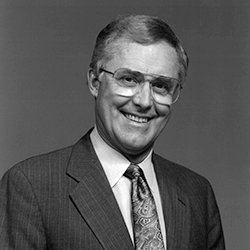 Marvin Duncan, acting chairman and CEO, Nov. 12, 1988, to Oct. 9, 1989