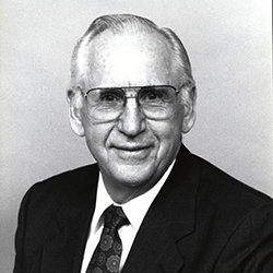 Harold B. Steele, chairman and CEO, Oct. 10, 1989, until Sept. 8, 1993