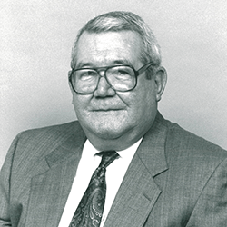 Billy Ross Brown, chairman and CEO, Aug. 31, 1993, until Oct. 17, 1994