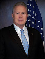 Photo of Glen R. Smith, board chairman and CEO of the Farm Credit Administration