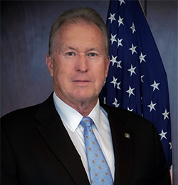 Glen R. Smith, chairman and CEO, July 17, 2019 until May 21, 2022.