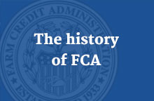 history of the fca