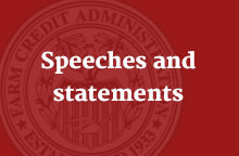 speeches and statements